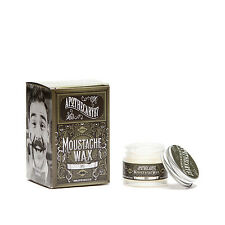 APOTHECARY 87 1893 Vanilla & Sandalwood Moustache Wax 16g. NEW