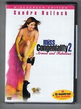 MISS CONGENIALITY 2 new dvd SANDRA BULLOCK REGINA KING BENJAMIN BRATT