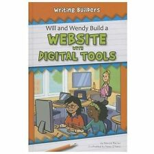 Will and Wendy Build a Website With Digital Tools (Writing Builders)