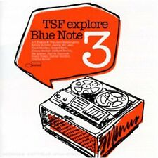 Various – tsf explore Blue Note 3, CD