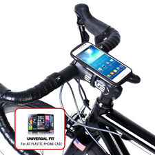BM-WORKS Slim5 Sticky Bike Mount Holder For iPhone Galaxy Universal Mobile Phone