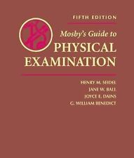 Mosby's Guide to Physical Examination, Henry M. Seidel MD, Jane W. Ball RN  DrPH