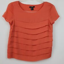 H&M Women's Blouse Top / Shirt Size 2