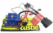 E-MAXX Brushless ESC, Waterproof Mamba MXL-6S Monster Castle e-revo Traxxas 3908