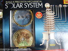 EAGLEMOSS BUILD A PRECISION MECHANICAL SOLAR SYSTEM ISSUE # 1 NEW UNOPENED