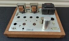 MAGNAVOX STEREO 6BQ5 TUBE AMPLIFIER 9304-10 MOST DESIRABLE MAGNAVOX, WOOD TRIM