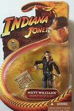 "Indiana Jones Action Figure of MUTT WILLIAMS With Sword  3.75"" Tall"