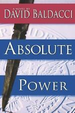 Absolute Power by David Baldacci (1996, Paperback)