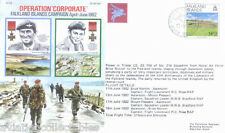 AF24a 10th Anniversary of the Falklands War FDC RAF flown cover