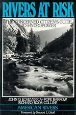 Rivers at Risk: Concerned Citizen's Guide To Hydropower-ExLibrary