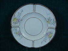 Copeland Spode c1883 Handpainted Roses Bone China Cabinet Plate Queen Anne Shape