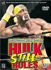 WWE - Hollywood Hulk Hogan: Hulk Still Rules (DVD, 2002, 2-Disc Set)