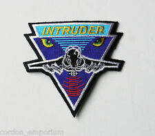 US NAVY A-6 INTRUDER USN EMBROIDERED PATCH 3 INCHES