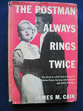 THE POSTMAN ALWAYS RINGS TWICE by JAMES M. CAIN Photoplay Edition of MGM Film