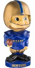 1961-62 New York Titans AFL Toes Up Bobblehead Nodder Bobble Head VERY RARE Jets
