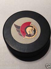 Ottawa Senators 1994-1995 Trench scarce made in CSFR souvenir puck
