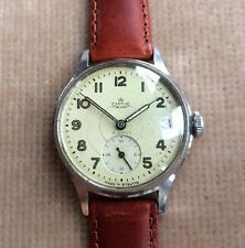 Smiths Deluxe Watch 1957 A404 Serviced 'Everest Range' Watch
