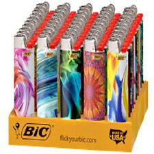 BIC BOHEMIA LIGHTER 50 Pc COLLECTIABLE SERIES 50 Pcs Tray