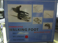 NEW WALKING FOOT ATTACHMENT TO FIT BERNINA 900E SEWING MACHINES.