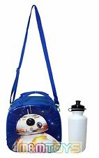 Disney Star Wars BB-8 The Force Awakens Insulated Lunch Bag with Water Bottle