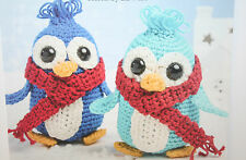 Penguin Toy Crochet Pattern
