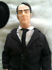 1997 12 inch Dan Aykroyd THE BLUES BROTHERS doll action figure
