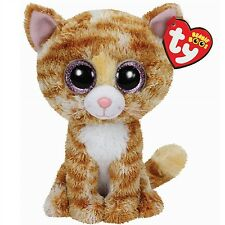 Ty Beanie Babies 36129 Boos Tabitha the Ginger Cat Boo