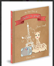 Sophie la Girafe The True Story Jane Wood & Sophie la Girafe Sophie The Giraffe