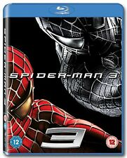 Spiderman 3 (Tobey Maguire) - Remastered Edition **NEW & SEALED** BLU RAY