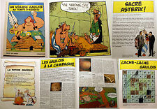 ASTERIX/UN VILLAGE GAULOIS AU TEMPS D'../MUSEE EN HERBE/1985/INTROUVABLE