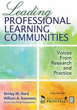 Leading Professional Learning Communities, Shirley M. Hord
