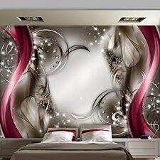 3D DESIGN FOTO TAPETE - VLIES - ABSTRAKT - GRÖSSE 350 x 245 cm