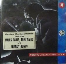 Tempo Jazz Edition (1991) 6:Betty Carter, Tommy Dorsey, Charlie Parker, S.. [CD]