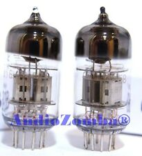 PAIR FATMAN CARBON MKII AMP APPLE iPOD DOCK 6N2 VALVES TUBES UPGRADE UK STOCK
