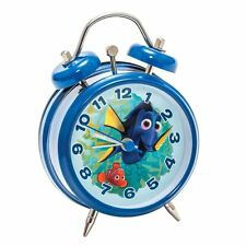 Official Disney Pixar Finding Dory and Nemo Mini Twinbell Alarm Clock - Boxed