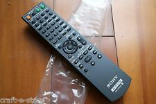 Genuine NEW Sony AV Receiver Remote RM-ADU007 for DAVHDX274 HCDHDX275 DAVHDZ273