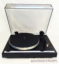 Vintage THORENS TD-316 Turntable Record Player GRADO Cart EXCELLENT!