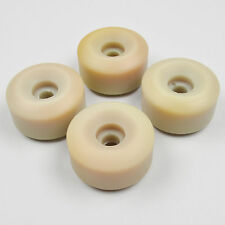 4 x SANTA CRUZ OJ II BLANK - Wheels -NOS-OLD SCHOOL-63MM 95A- VINTAGE SKATEBOARD