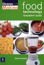 Nuffield Design and Technology: Food Technology - Project 11-14 (Design in the