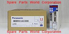 MSD011A1X08-Panasonic AC Servo Driver In Stock-Free Shipping($1200USD)