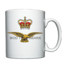 Royal Air Force Eagle and Crown Badge / Logo / Crest -  RAF  -  Personalised Mug