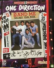 One Direction - Secret Tour Book