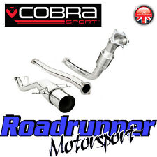 "Cobra Impreza Turbo WRX STi Exhaust 3"" Turbo Back INC Cat NON RES (RACE) 01-07"