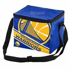 Golden State Warriors NBA 2016  Lunch Bag Cooler (6Pack)