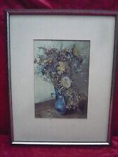 emebellecedor, antiguo pintura__Naturaleza muerta floral__SIG. Seitz