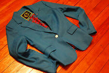 NEW Women's C Wonder Peacock Blue Suit Blazer (Size 10)