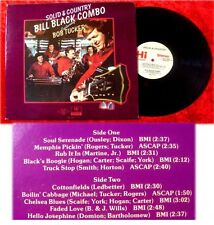 LP Bill Black Combo Solid and Country featuring Bob Tuc