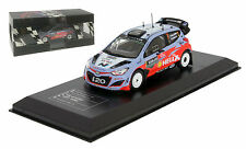IXO Hyundai i20 WRC Sweden Rally 2015 - Thierry Neuville  1/43 Scale