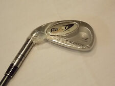 Razor Play The Edge Tour 2000 LH 4 Iron New Head Warrior Graphite Shaft & Grip.