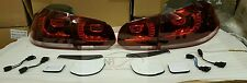 VW GOLF GTD LED GTI MK6 R20 REAR TAIL LIGHTS GOLF R RHD L LUCI UK Plug & Play